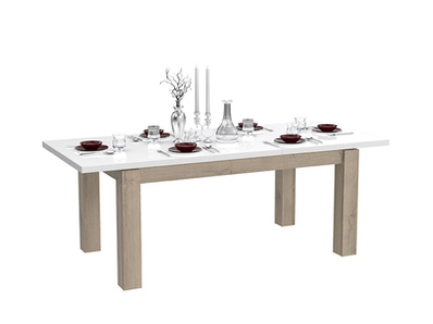 Table de repas Bianko
