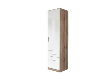 Armoire 1 porte+2 tiroirs  droite