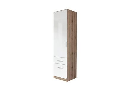 Armoire 1 porte+2 tiroirs  gauche