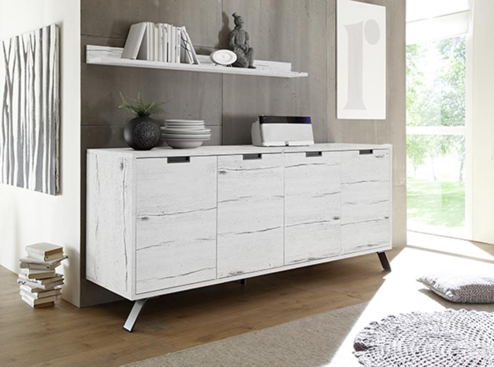 bahut 4 portes palma goa ch ne blanchi. Black Bedroom Furniture Sets. Home Design Ideas