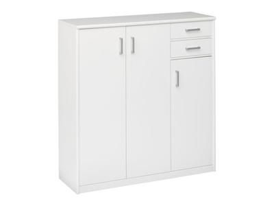 Meuble 3 portes + 2 tiroirs Soft plus