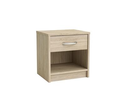 Chevet 1 tiroir 1 niche