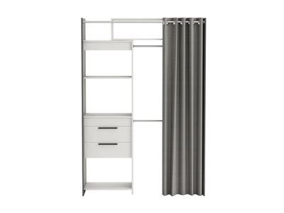 Kit extensible 2 tiroirs+rideau Dress