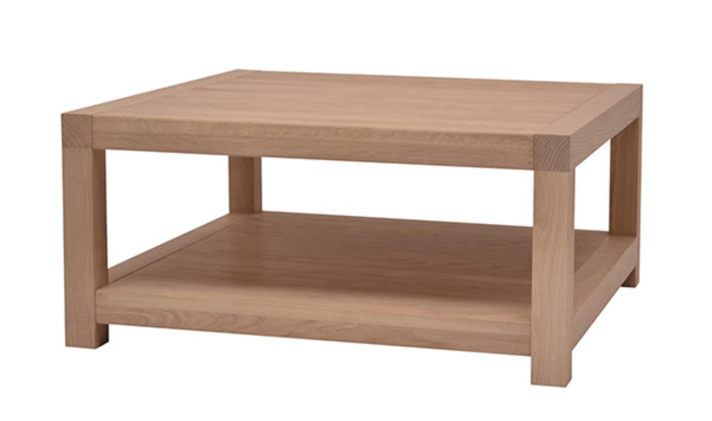 table basse low 75 chene huil. Black Bedroom Furniture Sets. Home Design Ideas