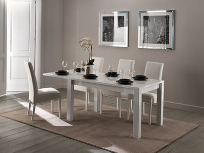 Table de repas extensible Montecatini
