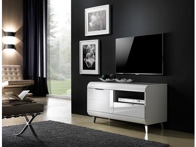 Meuble tv 1 porte 1 tiroir