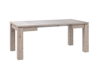 Table de repas carrée extensible Dany 3