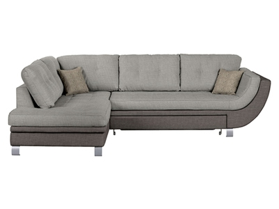 Canapé d'angle à gauche Fantasia