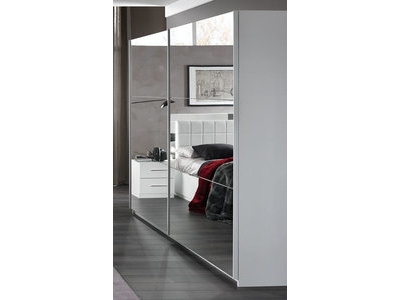 Armoire 2 portes coulissantes Cleo
