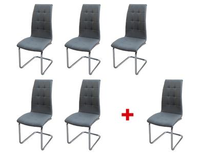 Lot de 5 chaises +1 offerte