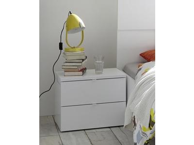 Chevet Ottica blanc