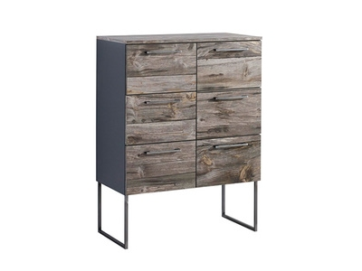 Commode 6 tiroirs Timberstyle