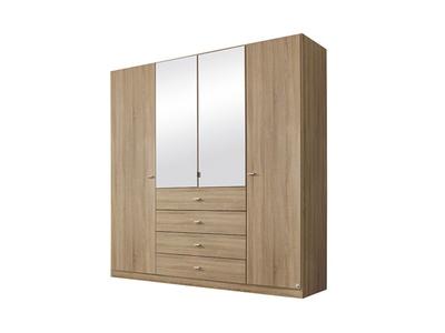 Armoire 4 portes 4 tiroirs Sinsheim