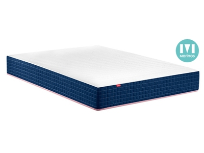 Matelas mousse à mémoire de forme et latex Super bed