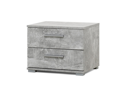 Chevet 2 tiroirs