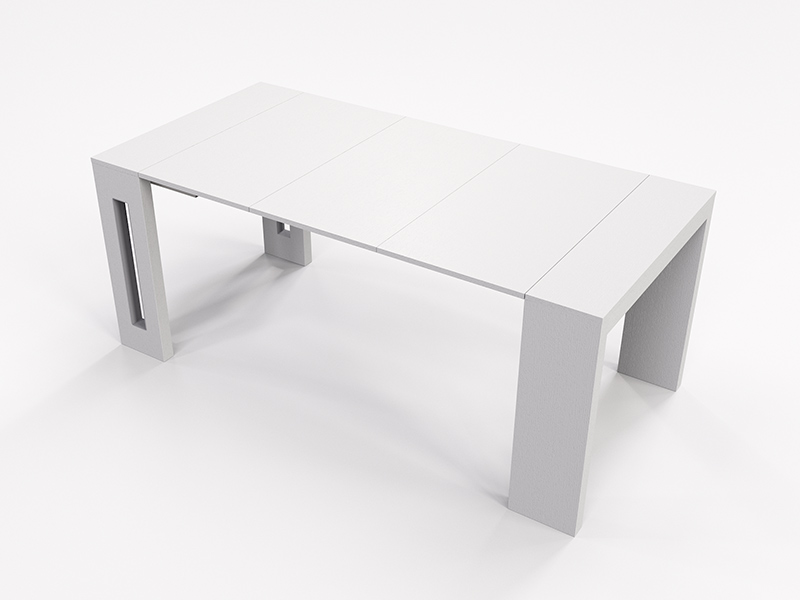 Table/console Graziosa Blanc