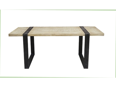 Table de repas Industry naturel
