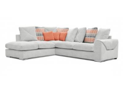 Canapé d'angle gauche Ethan