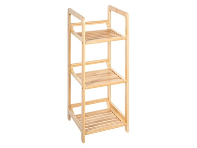 Etagere 3 niveaux bambou Bambou