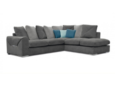 Canapé d'angle droit Ethan