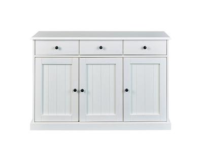 Bahut 3 portes 3 tiroirs