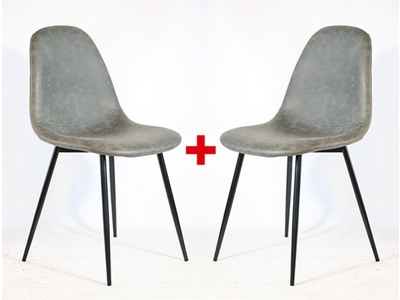 Lot de 2 chaises Zara