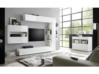 Living 3 Sardegna blanc brillant