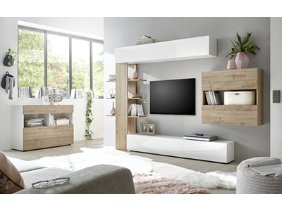 Living 2 Sardegna blanc/chene