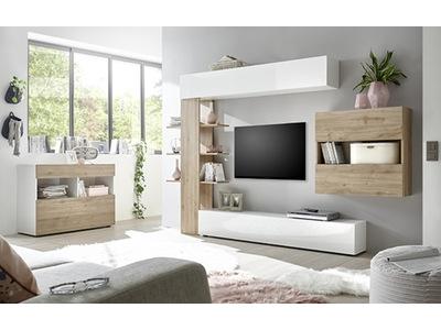 Living 3 Sardegna blanc/chene