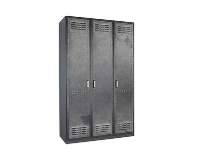 Armoire 3 portes Workbase