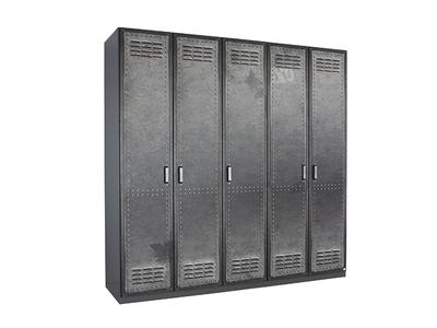 Armoire 5 portes Workbase