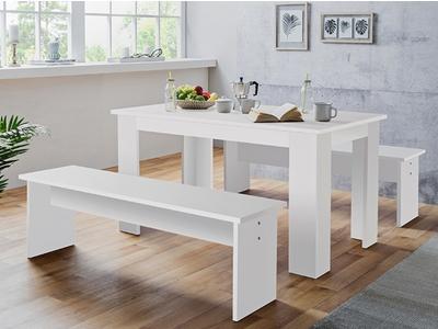 Table + 2 bancs Munchen