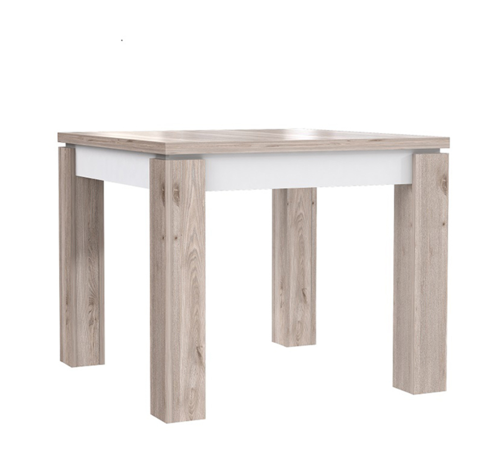 Table A Manger Carree table de repas carrée extensible baricco