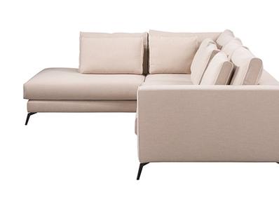 Canapé d'angle à gauche Melbourne