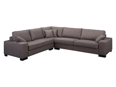 Canapé d'angle à gauche Saltillo