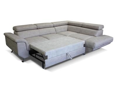 Canapé d'angle convertible à droite