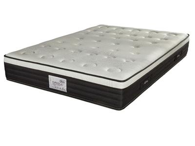 matelas ressorts ensaches springto genereux thiriez l 140 x h 23 x p 190. Black Bedroom Furniture Sets. Home Design Ideas