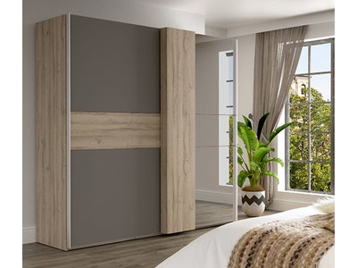 Armoire 2 portes coulissantes Verenice