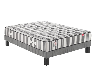 Pack sommier + matelas ressorts Anniversaire 90 ans
