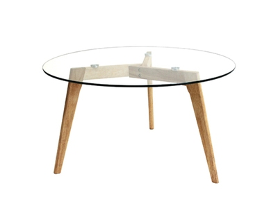 Table basse ronde Clap