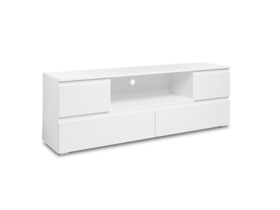 Meuble tv 4 tiroirs