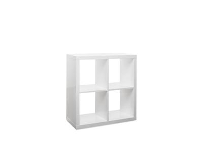 Bibliothèque 4 cases