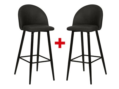 Lot de 2 tabourets  de bar Malibu