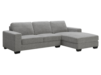 Canapé d'angle à droite Moreno