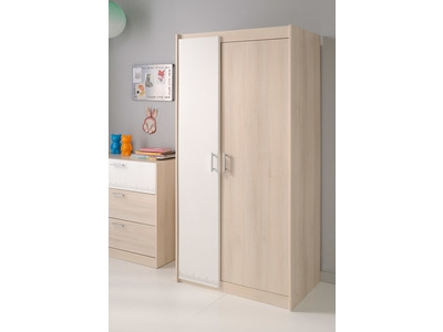 Armoire 2 portes Charly