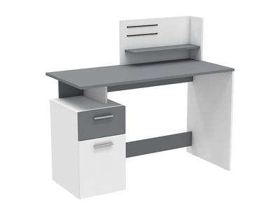 Bureau 1 porte 1 tiroir Platon