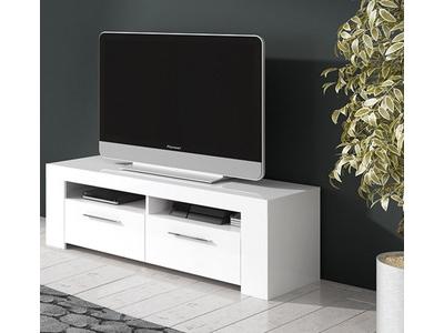 Meuble tv Aura blanc