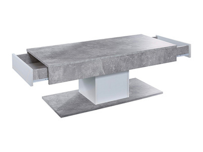 Table basse 2 tiroirs Universal 124