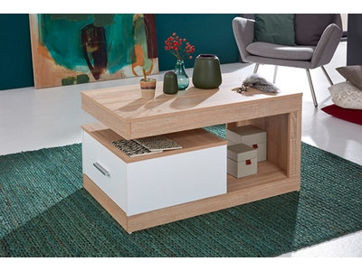 Table basse 1 tiroir Universal 133