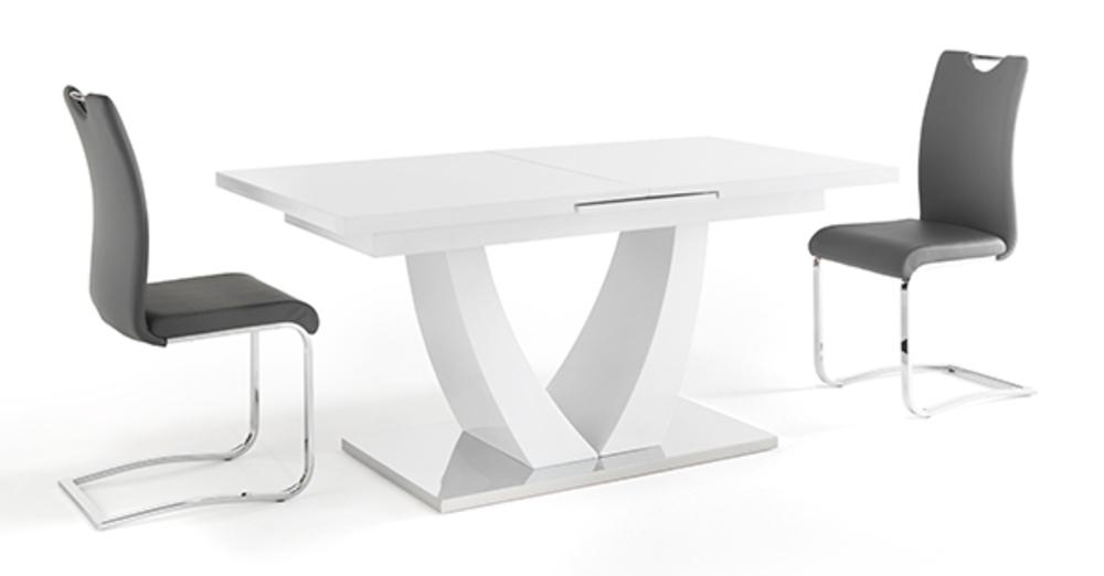 Extensible Table Table De De Vicky Repas IH9YWED2e
